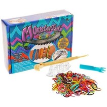 Rainbow Loom Monster Tail 629 Delig
