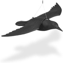 Vogelverschrikker Nep Kraai – Duiven Verjager