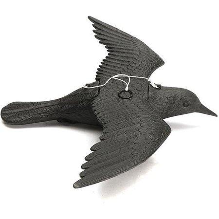 Banzaa Vogelverschrikker Nep Kraai – Duiven Verjager – Tuin Decoratie voor het Verdrijven van Vogels