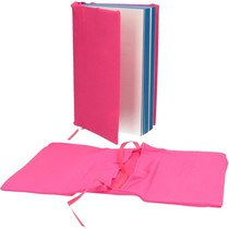 Boekenkaft voor Schoolboeken A4 2 Stuks Roze
