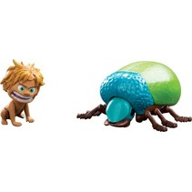 The good Dinosaur  Figuur Spot en Beetle