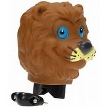 Johntoy Fietstoeter Leeuw Voor aan het Stuur