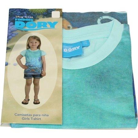 Disney Pixar Finding Dory  T-shirt voor Meisjes - Maat 116/122   Kinderkleding   Kleding voor Kinderen   Zomerkleding