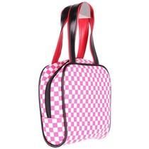 Premium Geblokt Bowling Tasje voor Kinderen