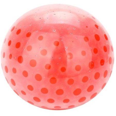 Orbeez Rode Orbeez Mesh Anti Stressbal – 7cm | Versterking van de Hand, Pols en Onderarm | Stress Speelgoed