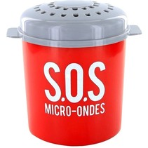 S.O.S. Magnetron Cleaner Rood –