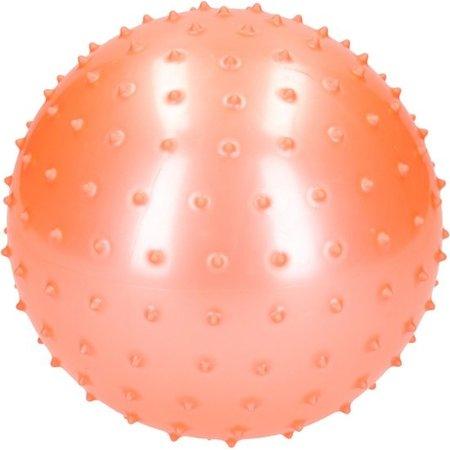 Banzaa Educatieve Stekelige Bal voor Baby en Kinderen - 19cm | Educatief Speelgoed voor Verbeterde Motoriek en Sensorische Stimulatie | Motorische Vaardigheden | Massagebal – Roze