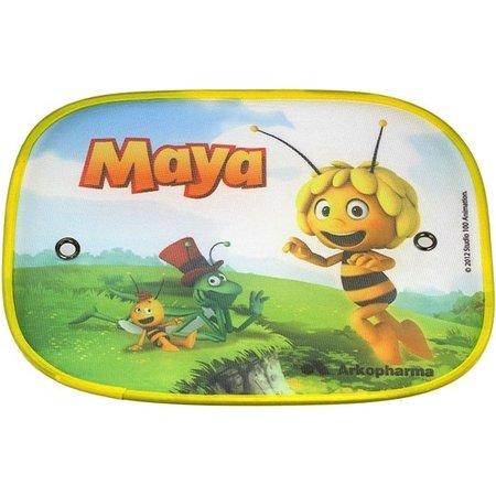 Maya de Bij Maya de bij zonnescherm voor de auto