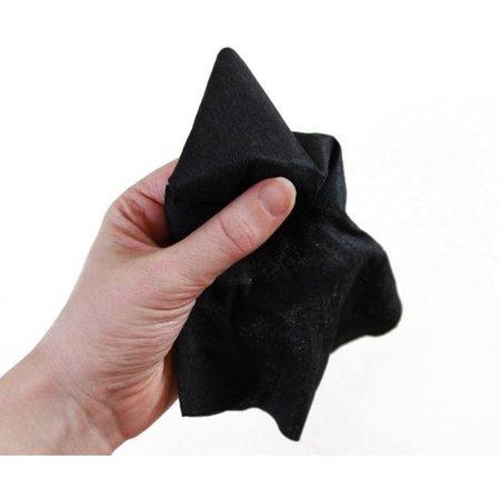 Banzaa BDO Zwarte Houtskool Gezichtsdoekjes – 60 Stuks – 20x15cm | Absorbeert Oliën en Vuil en Effectief Tegen Acne | Black Charcoal Facial Cleansing Wipes | Make-up Gezichtsreiniger | Gezichtsreiniging | Reinigingsdoekjes