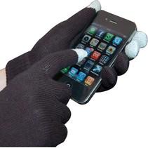 iGlove Touchscreen Handschoenen voor Smartphones  One Size Zwart