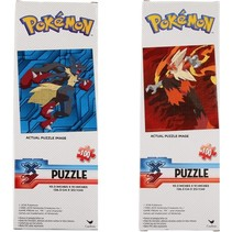 Pokémon  Duo Legpuzzel 100 Stukjes