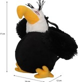 Angry Birds Angry Birds Sleutelhanger Eagle - Knuffel - 20 cm