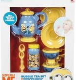 Minions Minion Bellenblaas Theeset – 35x28x8cm | Buitenspeelgoed Voor Kinderen | Bellen Blazen