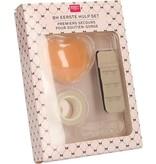 Beauty Essentials BH Eerste Hulp Set inclusief Tepelrondjes en Fashion Tape en Verlengstuk en Siliconen BH-bandjes Vergroter – 7-delig | Verlengstukje Borsthouder | BH's