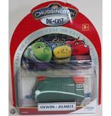 Chuggington Chuggington Die Cast Trein Olga – 16x13x4cm | Speelgoedtrein voor Kinderen Bekend van Televisie | Treinen voor op de Treinbaan | Treinbanen