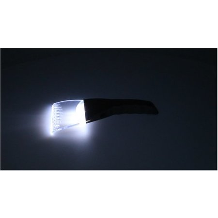 Banzaa Luxe IJs krabber voor de Auto Met LED Verlichting 2 Stuks Blauw – 23x11x1cm | Raamkrabber | Sneeuwveger | Krabben | Sneeuw Vegen | Auto | Raam | Glas