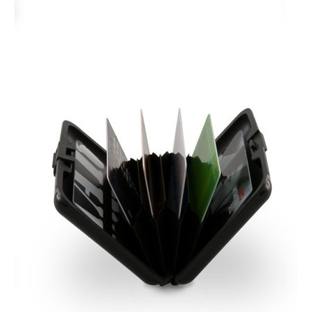 Banzaa RFID Anti-Skim Aluminium Creditcardhouder - Kaarthouder - Card Protector - Pasjeshouder - Blauw