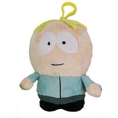 South Park South Park Pluchen Sleutelhanger Butters – 14cm   Keychain Bag clip   Hanger om aan de Tas te Hangen   Knuffel met haakje voor aan de Tas