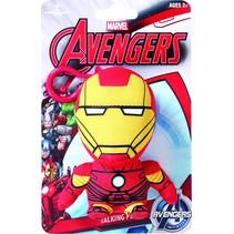 Avengers Iron Man Pratende Sleutelhanger