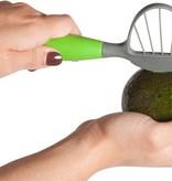 Banzaa 4-in-1 Avocado Snijder voor het Snijden en Ontpitten van Avocado – 23 x 6 x 6 cm | Avocado Snijders | Avocadosnijders | Avocadosnijder | Keukenhulp