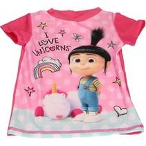 Minions  3 Meisjes UV T-Shirt 128/134