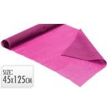 BDO Antislipmat 45x125 cm – Antislip Onderkleed op Rol – Roze