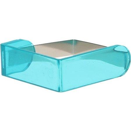 Banzaa Tafelkleedklemmen 4 Stuks Turquoise – 5x4x2cm | Tafelkleedgewichten | Klemmen voor het Tafellaken