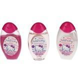 Hello Kitty Hello Kitty 3-delige Mini Reis Set in Meeneemverpakking met Douchegel Shampoo en Body Lotion – 3 x 50 ML – 13x19x3cm   Badproducten voor in het Vliegtuig   Vakantie   Verzorging voor Vrouwen