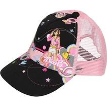Miss B Pet voor Meisjes – Roze met Zwart