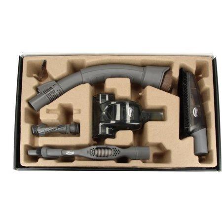 Aqua Laser Deluxe Aqua Laser Stofzuiger Accessoire Set – 32x48x8cm | Vier verschillende Mondstukken voor op de Stofzuiger