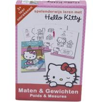 Hello Kitty - Maten & Gewichten
