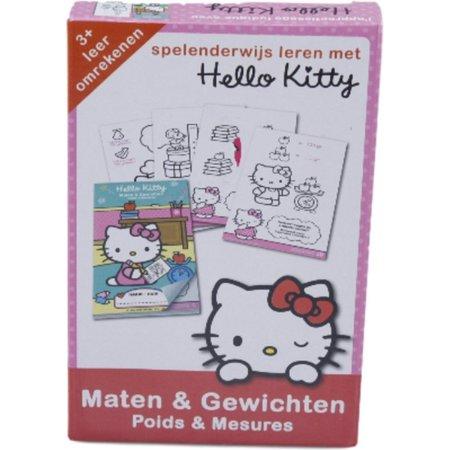 Hello Kitty Hello Kitty - Maten & Gewichten - Spelenderwijs leren