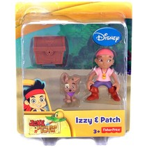 Izzy & Patch - Fisher Price - Jake Neverland