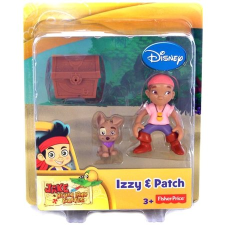 Fisher-Price Izzy & Patch - Fisher Price - Jake Neverland Pirates