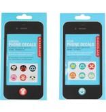 Banzaa Kikkerland 12-delige Iphone Home Button Sticker Set | Mobiele Telefoonaccessoires | Versieringen voor Mobieltje / Smartphone