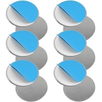 6x Magnetisch Ophangsysteem voor Rookmelder
