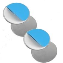 2x Magnetisch Ophangsysteem voor Rookmelders - 2 Stuks    Vastplakken Rook Detector aan Plafond   Bevestigen Draadloze Rookmelder en Rookdetector   Rookalarm Assemblage Ophangsysteem   Brandalarm   Alarm