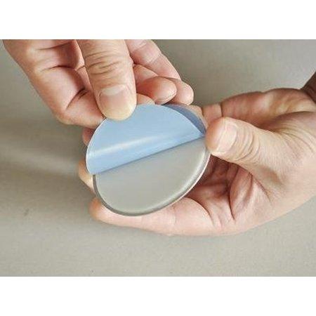 Banzaa Premium 2x Magnetisch Ophangsysteem voor Rookmelders - 2 Stuks  | Vastplakken Rook Detector aan Plafond | Bevestigen Draadloze Rookmelder en Rookdetector | Rookalarm Assemblage Ophangsysteem | Brandalarm | Alarm
