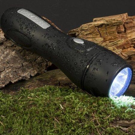 Duracell Duracell Voyager CL 10 LED Zaklamp met 20 m Lichtbundel – 22 x 6 cm | Campingartikelen | Kamperen en Outdoor | Zaklantaarn