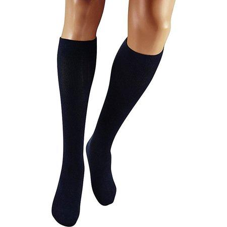 Banzaa Miracle Socks Unisex Compressie Sokken – Zwart – 1 Paar – Bekend van TV