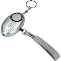 Alarm voor aan uw Tas met Lamp en Haakje 120 DB