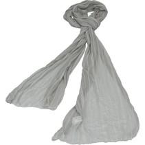 Sjaal voor Dames Grijs – 170cm