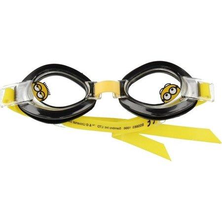 Minions Minions Zwembril voor Kinderen – 5x11x4cm | Verschrikkelijke Ikke Duikbril