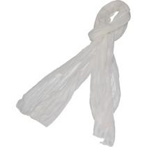 Sjaal voor Dames Wit – 170cm