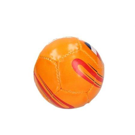 Banzaa Holland Mini Voetbal – 13cm – Voetbal Klein – Oranje