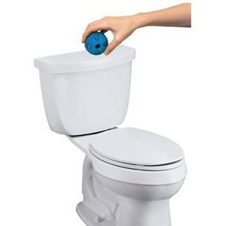 Jedermann Jedermann WC- Reinigingsbal – Ontkalker – Extra Schoon – Keramisch Granulaat – Blauw
