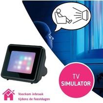Safe Alarm Tv Imitator Lichteffecten – 7x9cm
