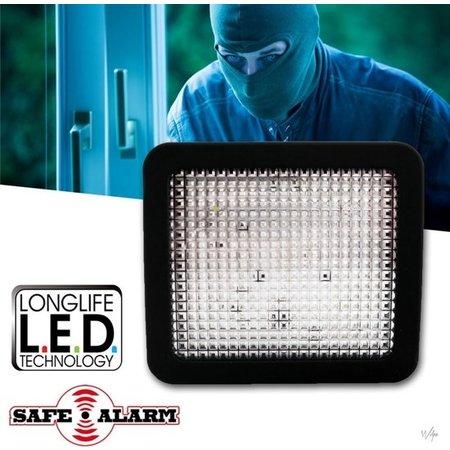 Safe Alarm Safe Alarm Tv Imitator Lichteffecten – 7x9cm | Televisie Lichten Effecten Stimulator | Anti-Inbraak Preventie