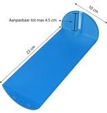 Wenko Waterverdamper aan de Radiator Lichtblauw Rond – 23cm | Luchtbevochtiger | Luchtvochtigheid Verhogen