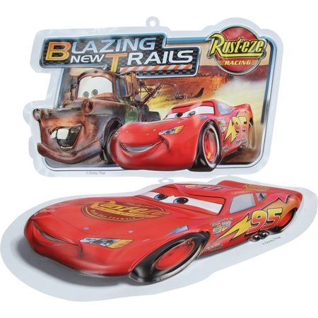 Disney Cars Disney Pixar Cars 3D Muur Decoratie voor de Kinderslaapkamer 2 stuks – 21x33cm   Muurhanger   Versiering voor in de Slaapkamer